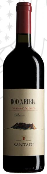 Rocca Rubia Riserva DOC 37.5cl - Santadi