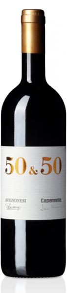 50 x 50 IGT - Sangiovese (Capannelle) /Merlot (Avignonesi)