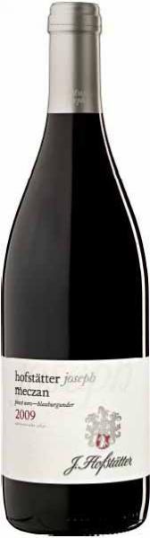 Pinot Nero Meczan DOC - Hofstatter