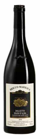 Dolcetto di Diano d'Alba DOCG - Bricco Maiolica
