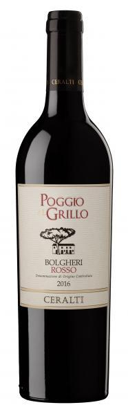 Bolgheri DOC Poggio Al Grillo - Ceralti