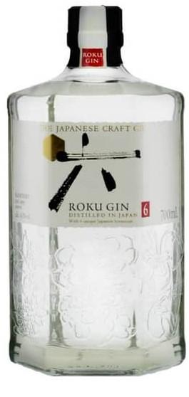 Roku The Japanese Craft Gin 43% Vol. 70cl