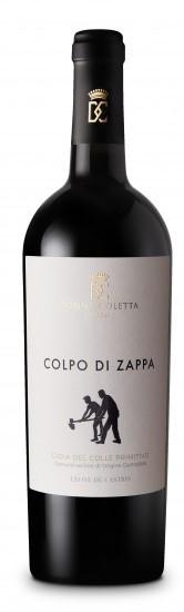 Gioia del Colle Primitivo DOC Colpo di Zappa - Leone de Castris