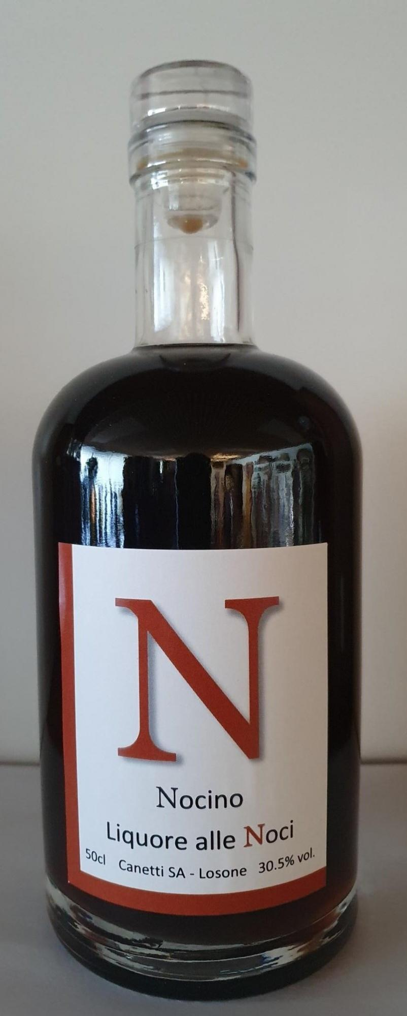 Nocino 30.5% 50cl - Canetti